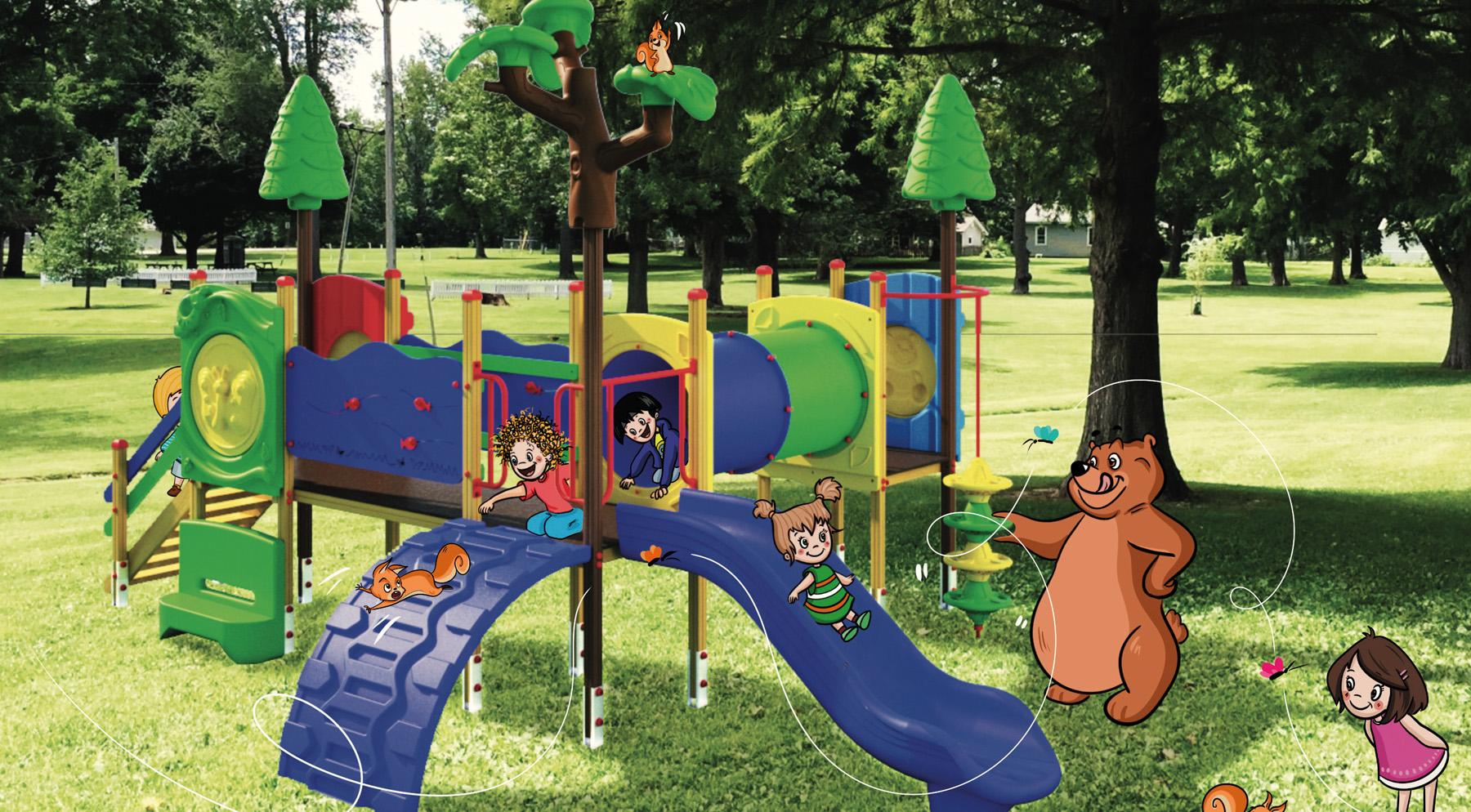 Giochi Per Bambini In Giardino giochi per parchi pubblici e arredo urbano | macagi